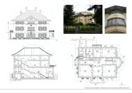 Progetto esecutivo centro polifunzionale: restauro conservativo di villa storica