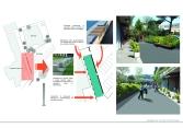 Progetto per accesso condominiale